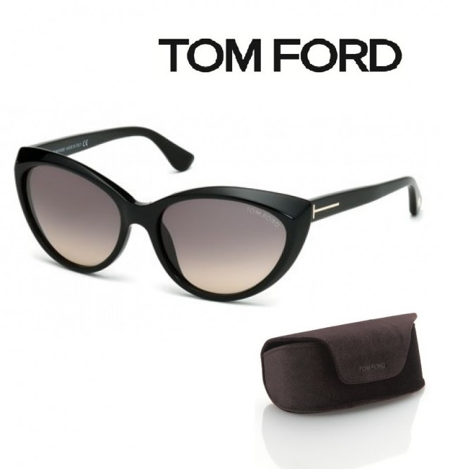 TOM FORD SUNGLASSES FT0231 01B
