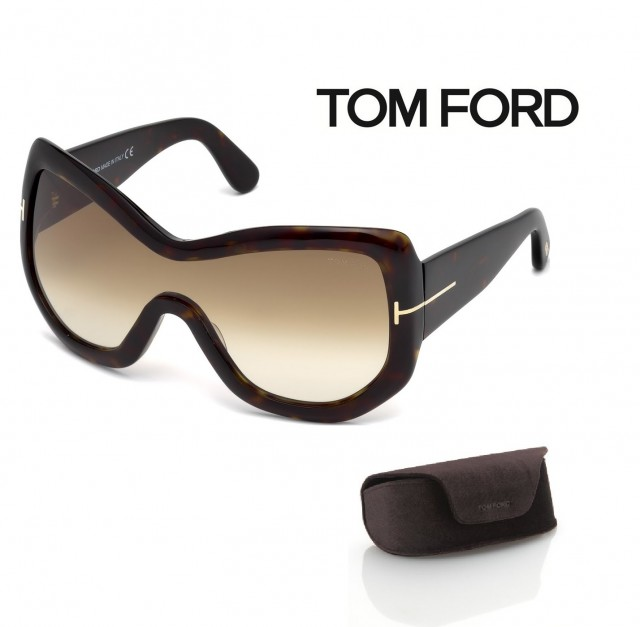 TOM FORD SUNGLASSES FT0456 56F