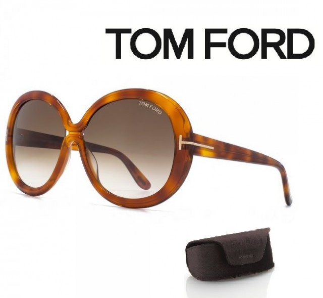 TOM FORD SUNGLASSES FT0388-F 56B