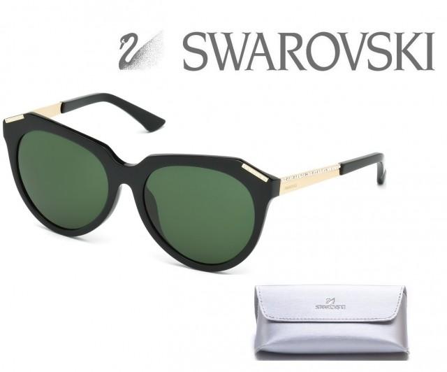 SWAROVSKI SUNGLASSES SK0114 01P