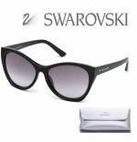 SWAROVSKI SUNGLASSES SK0108 01B