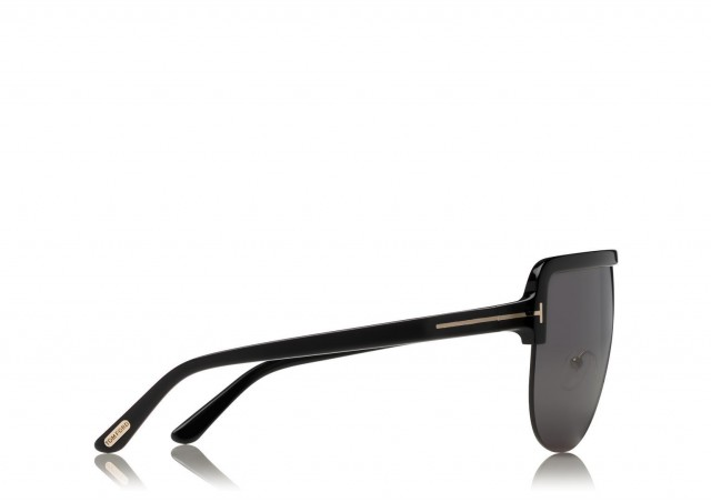 TOM FORD SUNGLASSES FT0560 0001A