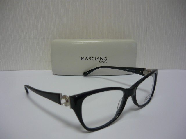 Guess By Marciano Optical Frame GM0197 blk