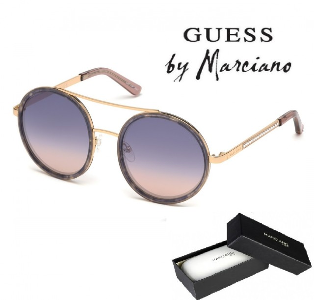 Guess by Marciano Sunglasses GM0780 83Z 55