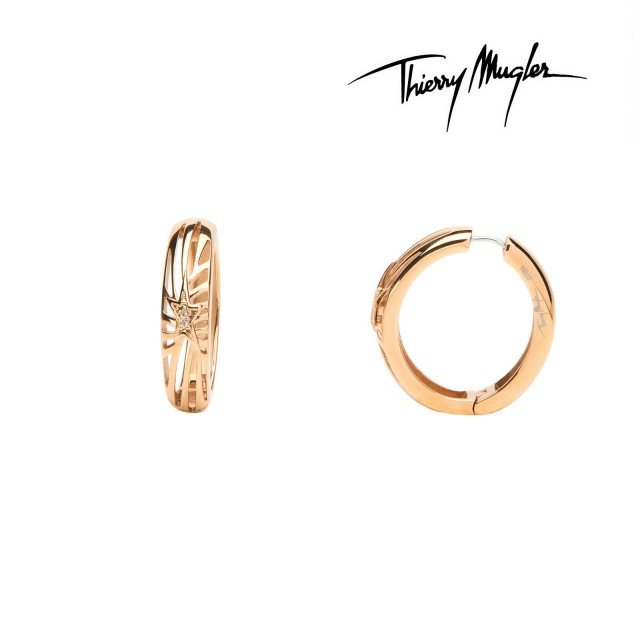 Thierry Mugler earrings T310202PZ