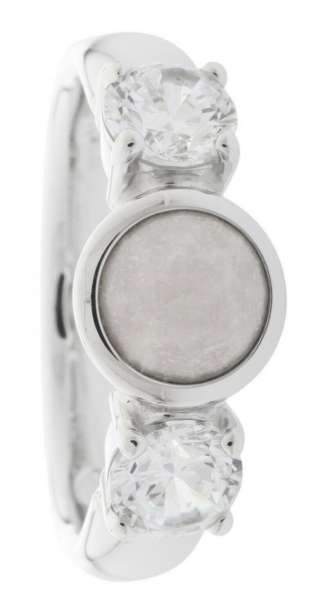FOSSIL RING JF18050040505 Silver 925 Gr. 53 170