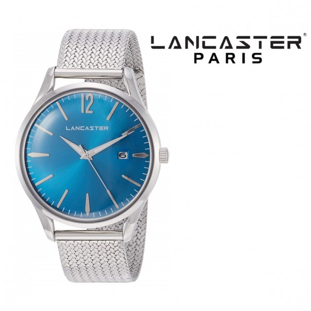 Lancaster Men`s watch MLP002L/SS/CL