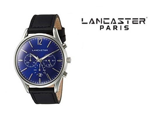 Lancaster watch MLP003L/SS/BL