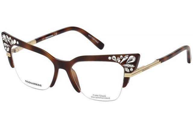 DSQUARED OPTICAL FRAMES DQ5255 053