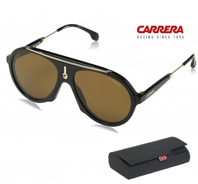 CARRERA FLAG	807 BLACK