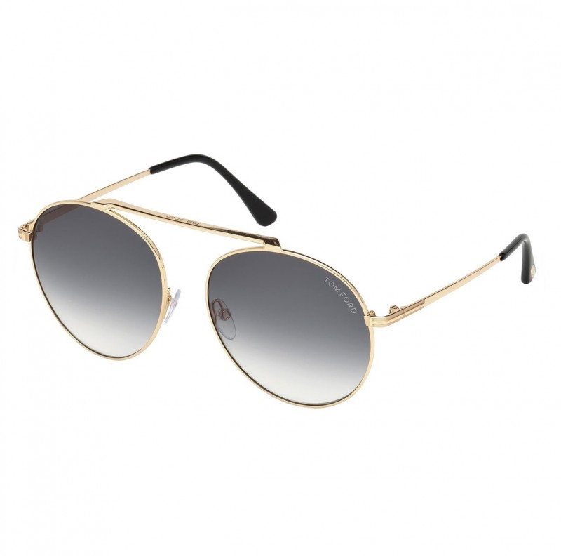 Tom Ford Sunglasses FT0571 28B 58