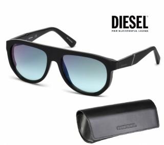 Diesel Sunglasses DL0255 05Q 56