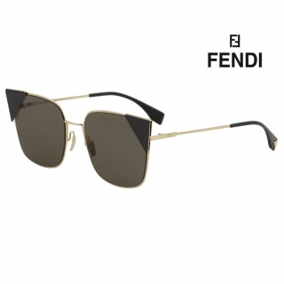 FENDI SUNGLASSES FF 0191/S 000