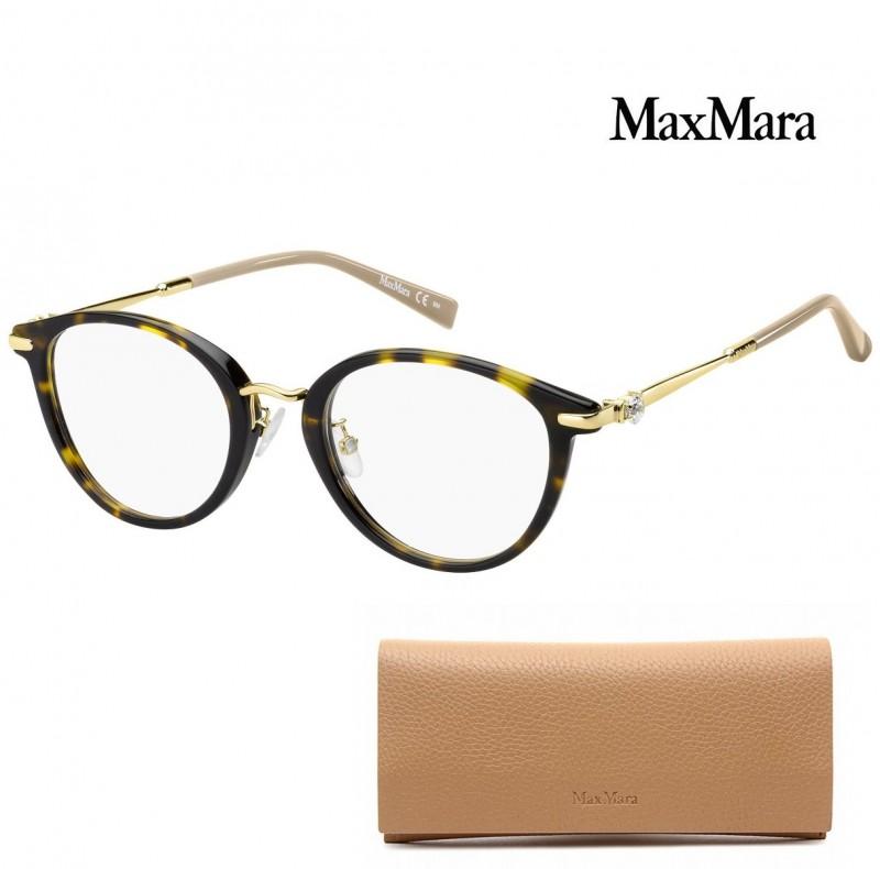 MAX MARA OPTICAL FRAMES MM1377 086