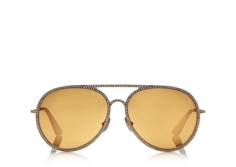 Tom Ford Sunglasses FT0728 28G