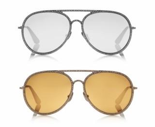 Promovarea modelelor limitate de ochelari de soare Tom Ford