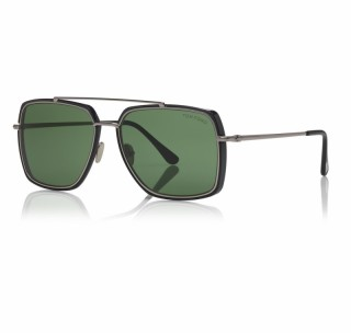Tom Ford Sunglasses FT0750-F 62 01N