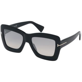 Tom Ford Sunglasses FT0664 01C 55