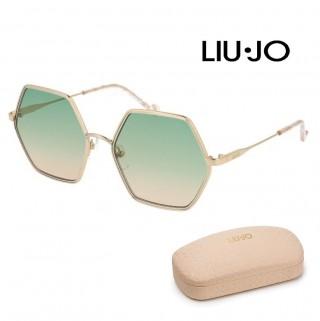 Liu Jo Sunglasses LJ118S/56/GEP/SILVER