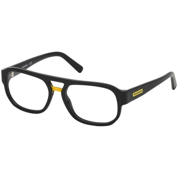 Dsquared2 Optical Frame DQ5296 01A 57