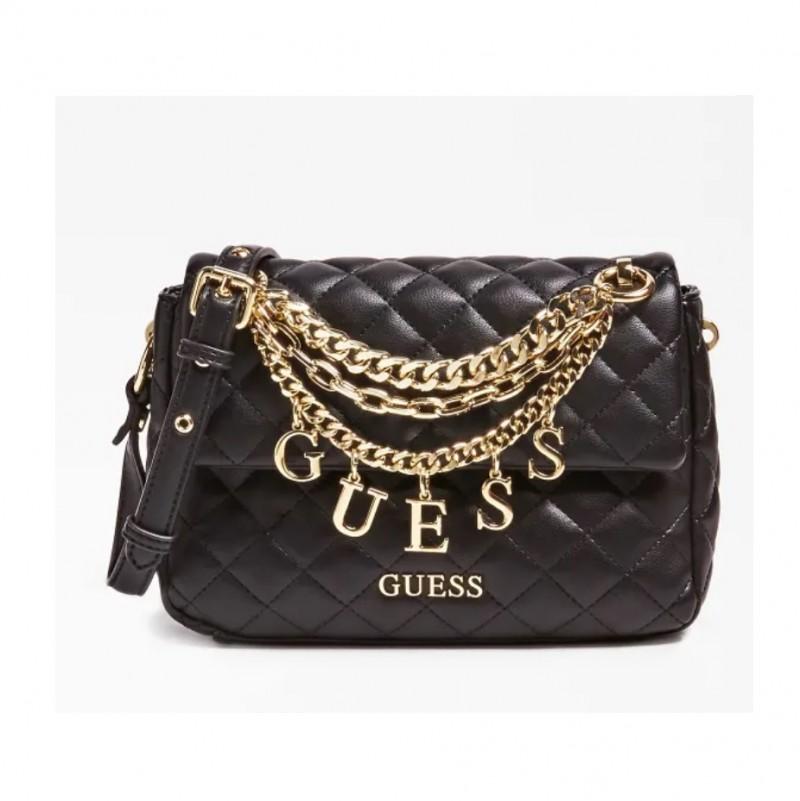 GUESS BAG HWMEERP9421 BLACK