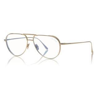 Tom Ford Optical Frame FT5658-F-B 028 58 Blue-Filter