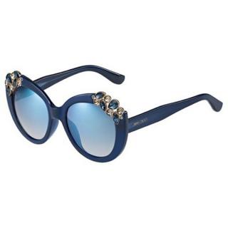 Jimmy Choo Sunglasses MEGAN/s 4JS Blue