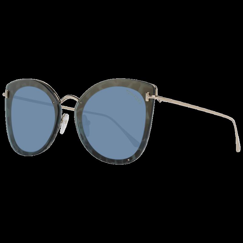 Tom Ford Sunglasses FT0657 55X 62