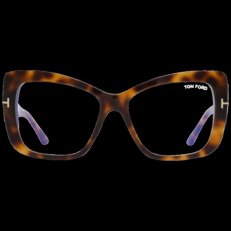 Tom Ford Optical Frame FT5602-B 055 56 Blue-Filter