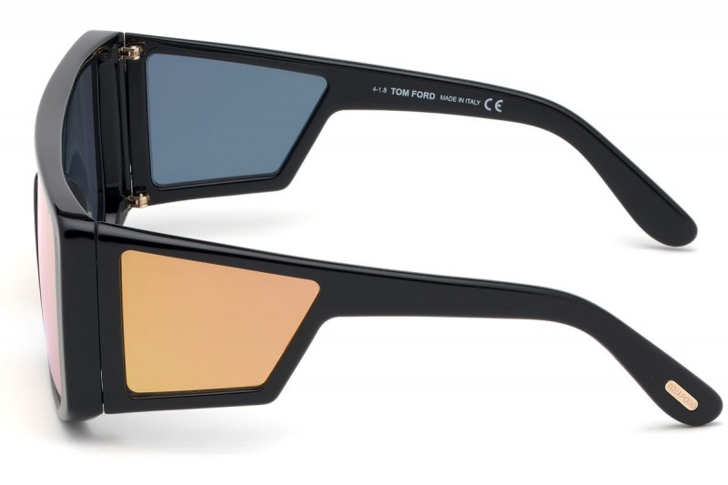 Tom Ford Sunglasses FT0710 01G 00