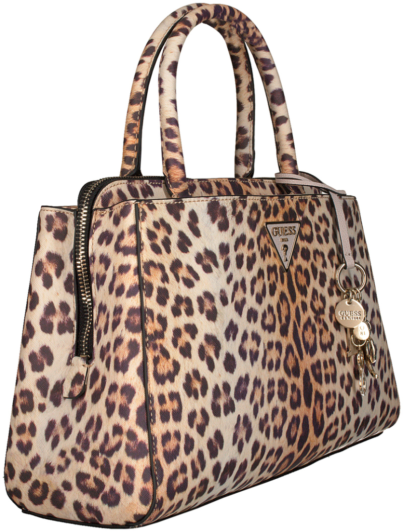 GUESS BAG LG729106 leopard